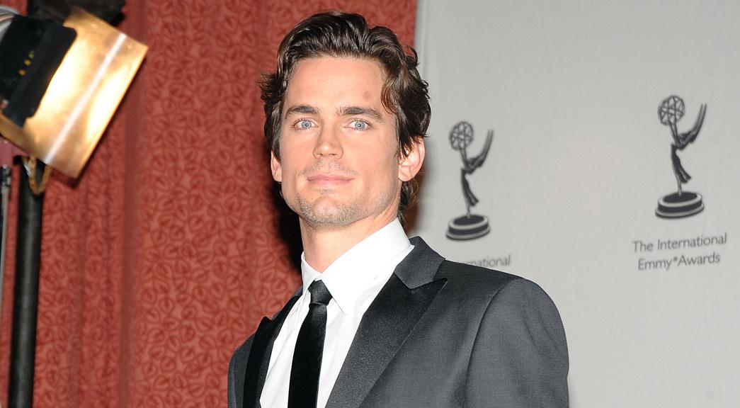 Matt at The 37th International Emmy Awards Gala