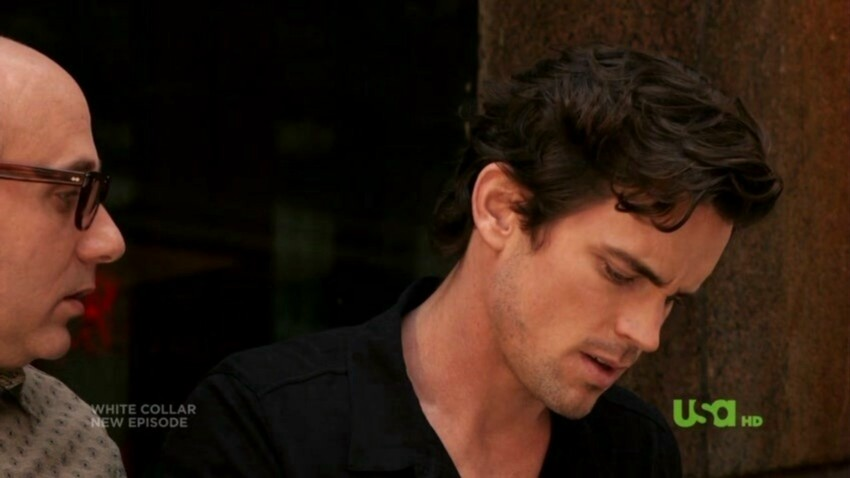 """Added """"White Collar"""" Episode 1×5 captures and video clips!"""