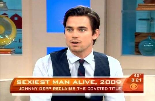 Matt on The Early Show!