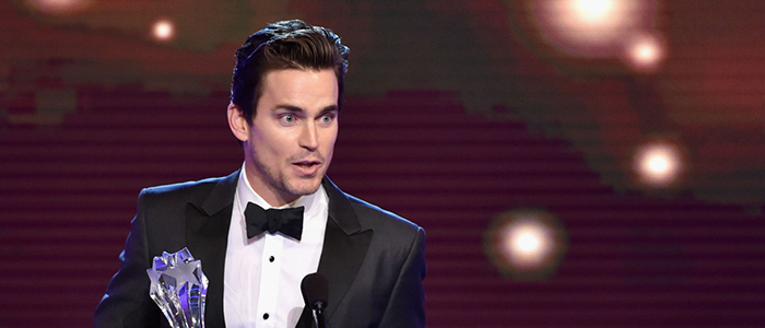 Matt Bomer attends 4th Annual Critics' Choice Television Awards
