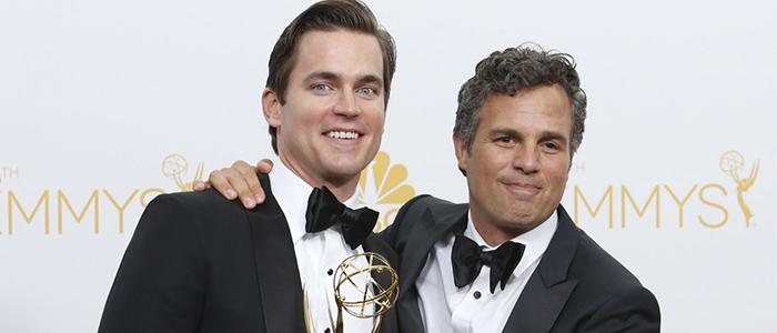 Matt Bomer attends 66th Annual Primetime Emmy Awards