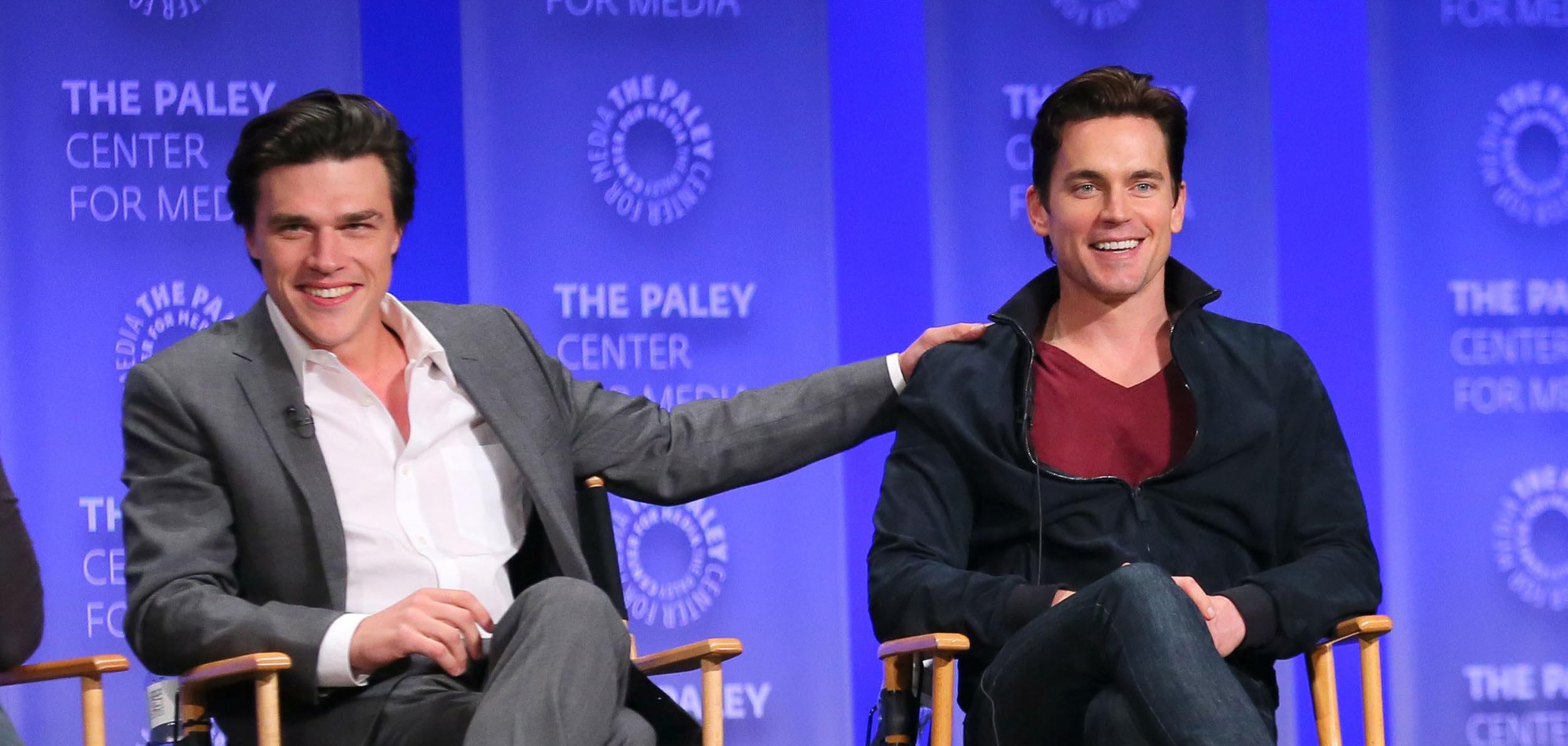 "Matt attends ""American Horror Story: Freak Show"" Paleyfest"