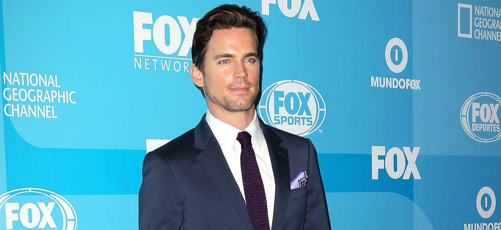 Matt attends 'American Horror Story' Presentation on Fox Upfronts