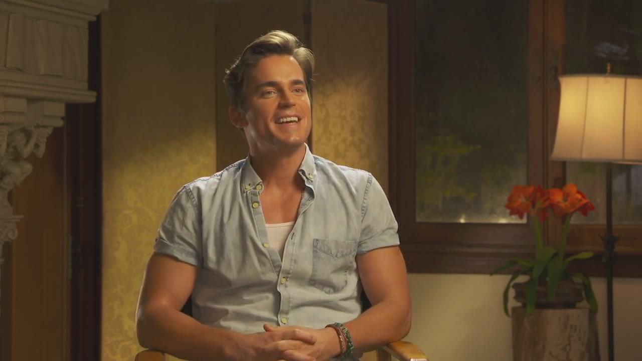 "Magic Mike XXL: ""Ken"" Behind the Scenes Interview"