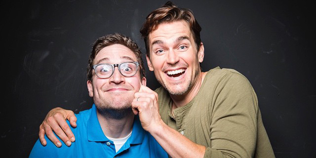 "Listen: ""Happy Sad Confused"" Podcast with Matt Bomer"