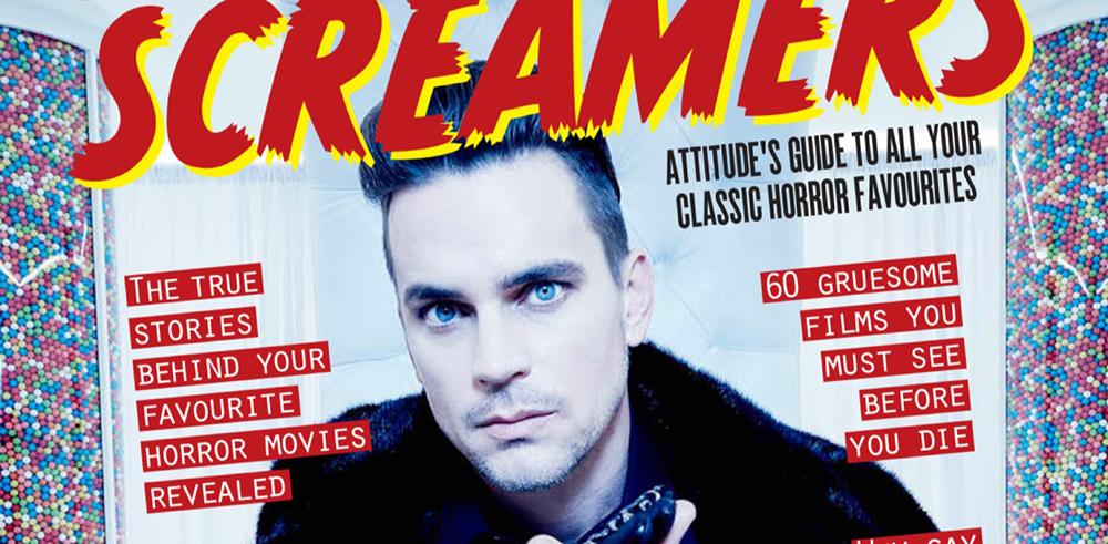 'American Horror Story' Covering Attitude Magazine