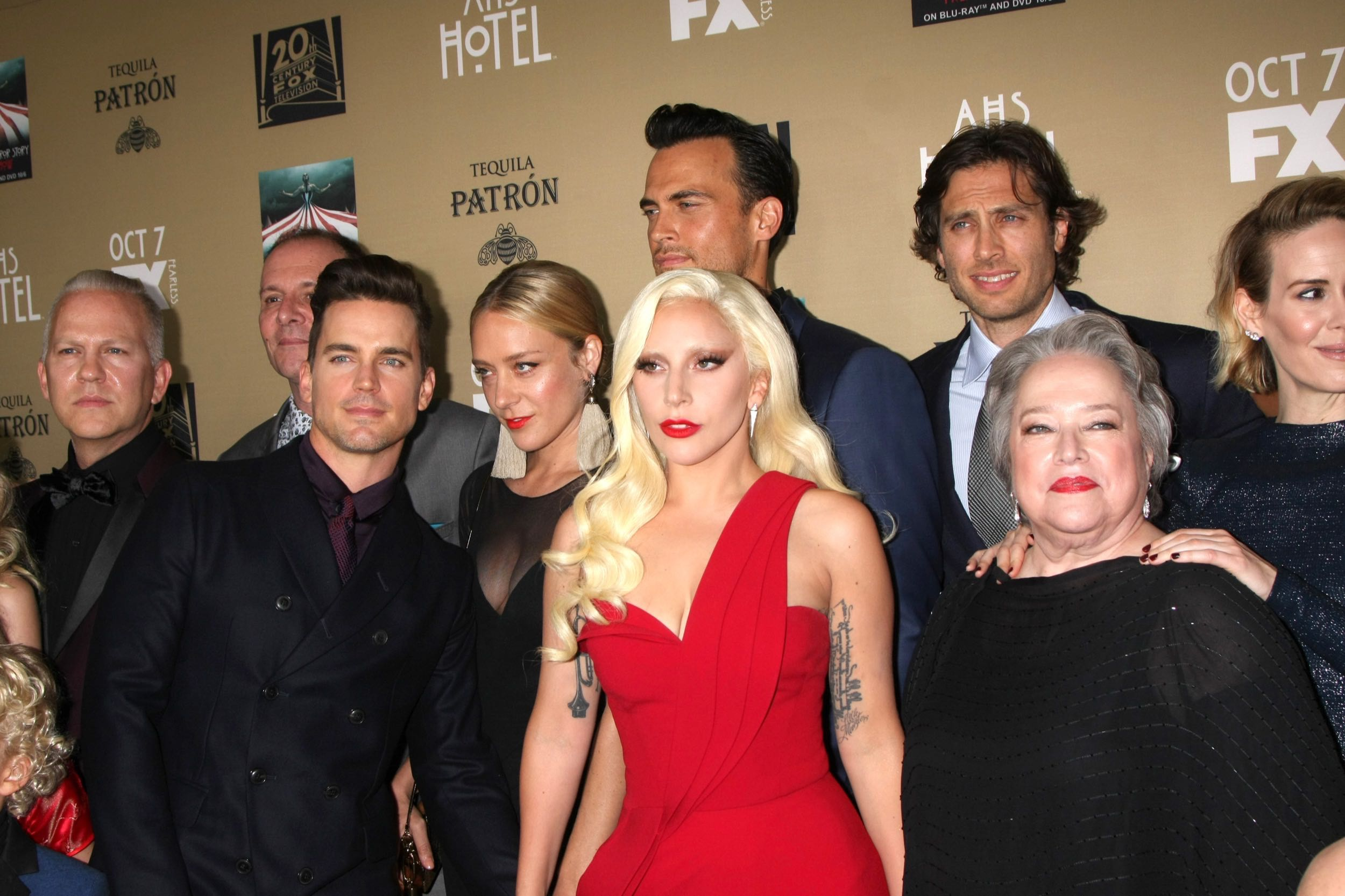 (Photos) Premiere Screening Of FX's 'American Horror Story: Hotel'