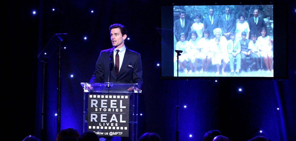 "Watch: Reel Stories, Real Lives 2016: ""George"" Performed by Matt Bomer"