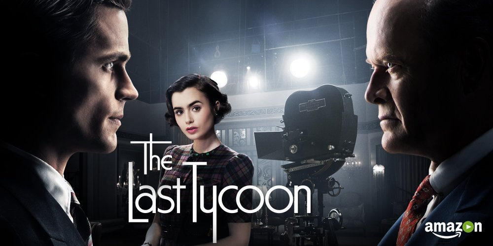 Amazon Cancels 'The Last Tycoon'