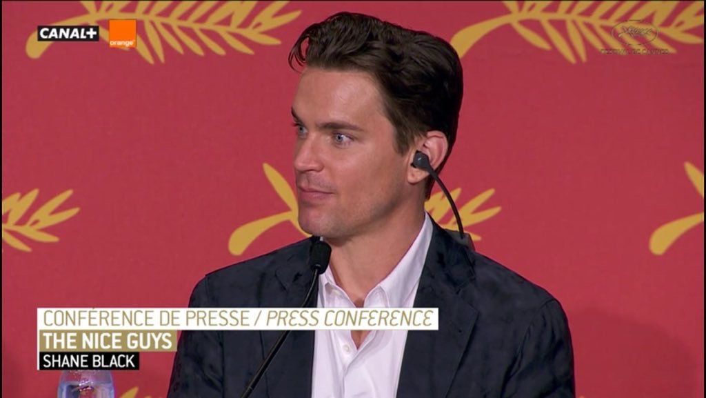 69th Cannes Film Festival – The Nice Guys Press Conference