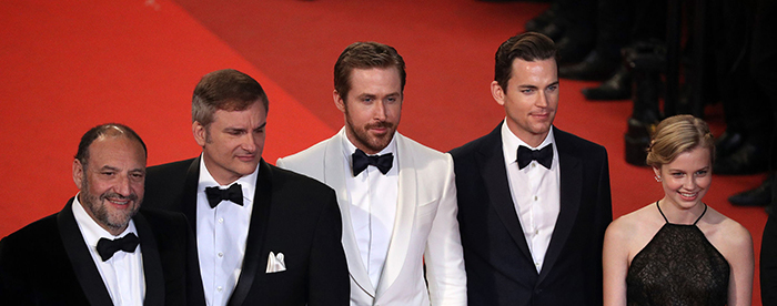 """The Nice Guys"" Premiere at Cannes Festival"