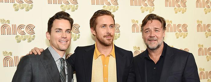"""""""The Nice Guys"""" New York Screening"""