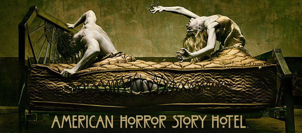 Emmy's FYC American Horror Story: Hotel