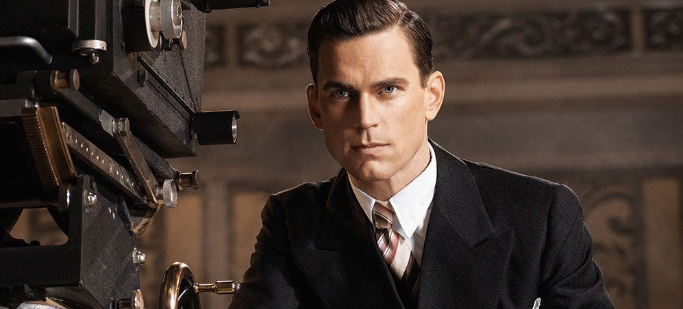 The Last Tycoon reveals Hollywood's Golden Boy