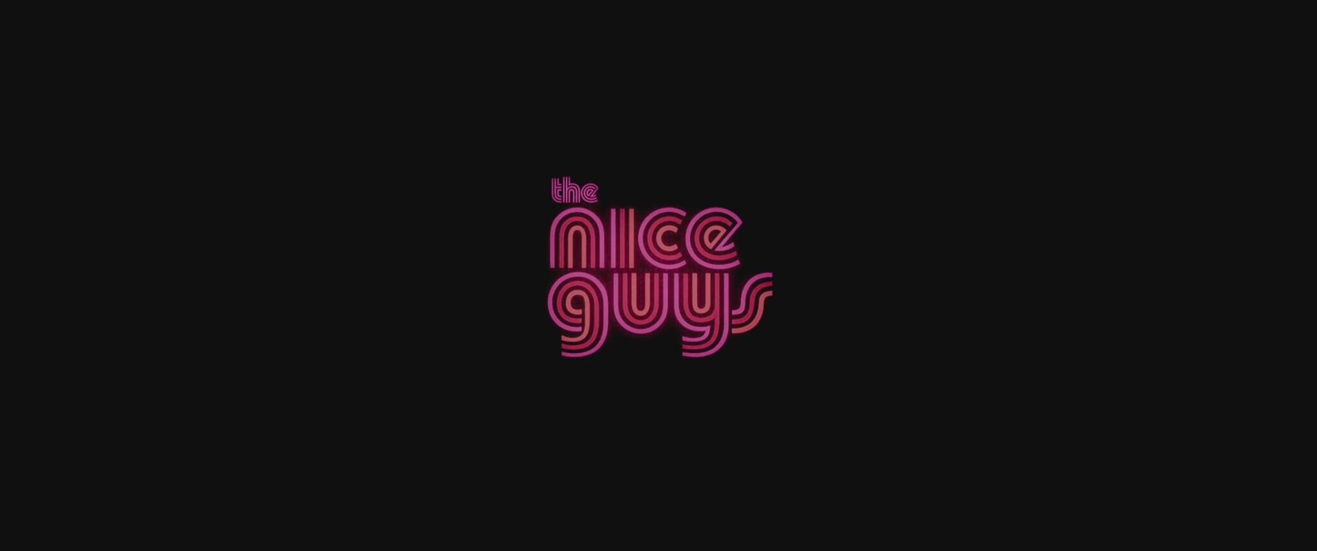 """The Nice Guys"" Screencaptures"