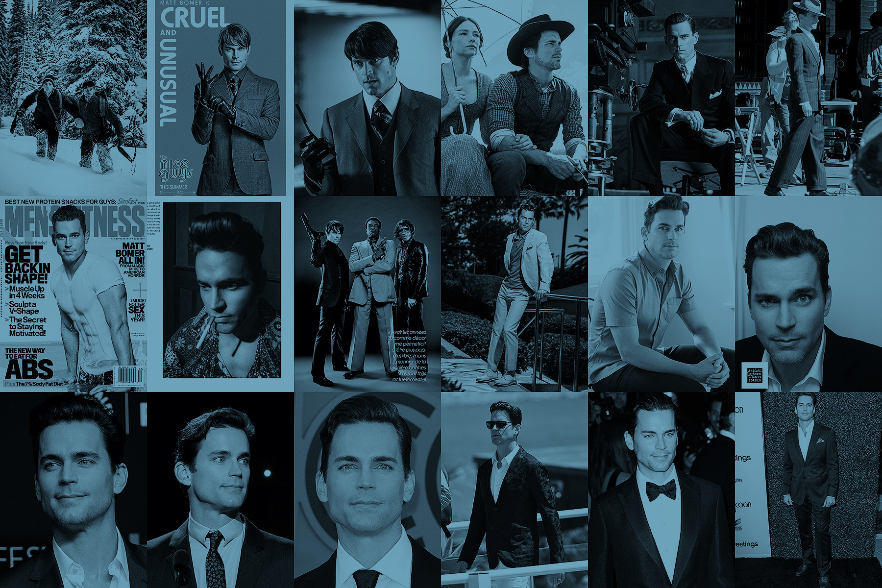 Matt Bomer in 2016: A Year in Review