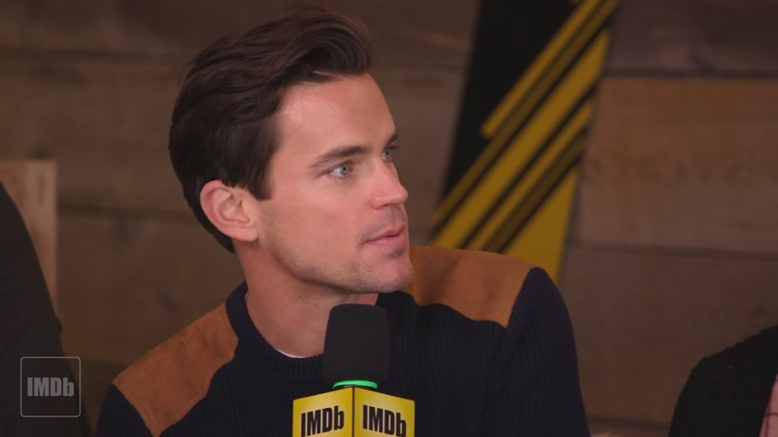'Walking Out' Cast Interview at IMDb Studio
