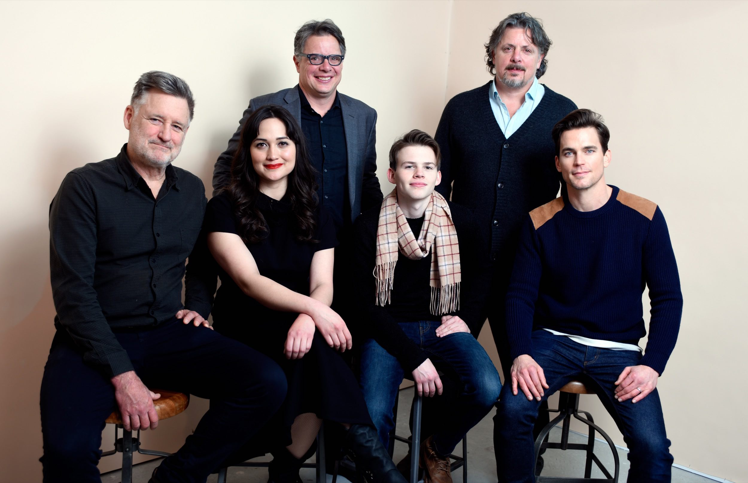 Sundance: 'Walking Out' Portraits