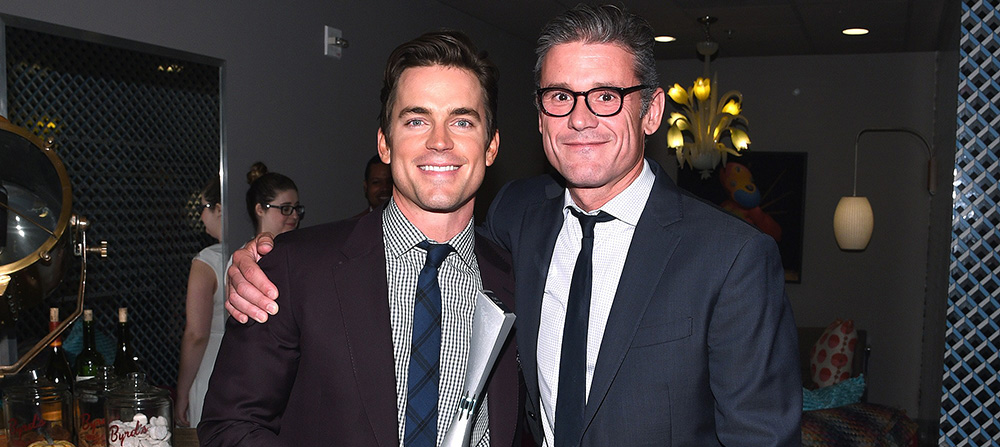 Matt Bomer and Simon Halls To Be Honored at Hollygrove's Annual Norma Jean Gala
