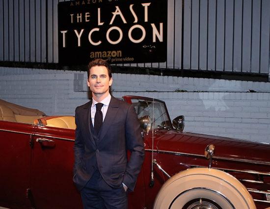 'The Last Tycoon' Premiere