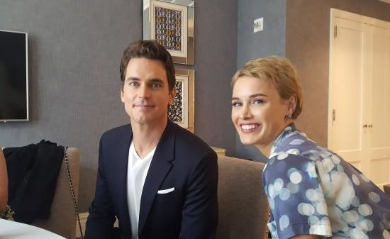 Matt Bomer: 'Last Tycoon' could take place 'in 1936 or 2017 seamlessly'