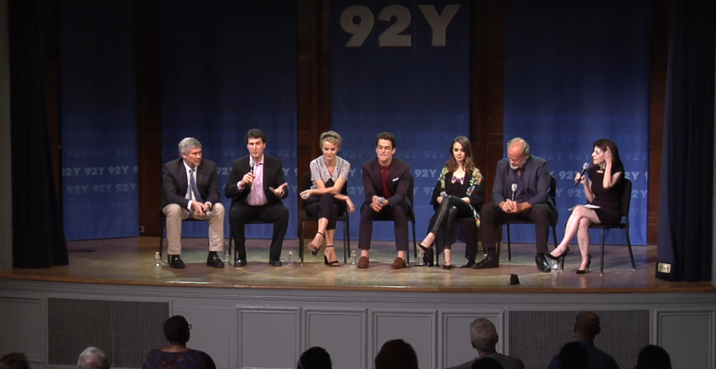 Amazon's The Last Tycoon: Conversation with Cast and Crew