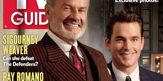 'The Last Tycoon' Featured on TV Guide
