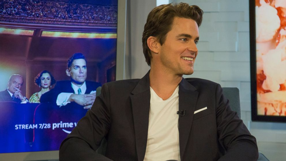 (Watch) Matt Bomer Sings 'Desperado' at Popcorn with Peter Travers