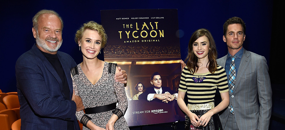 'The Last Tycoon' NY Vip Screening