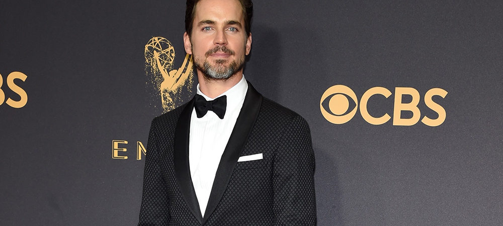 Matt Attends the Emmy Awards