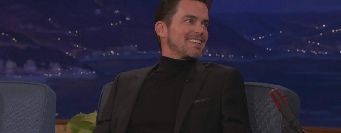 Matt promotes 'Walking Out' on Conan