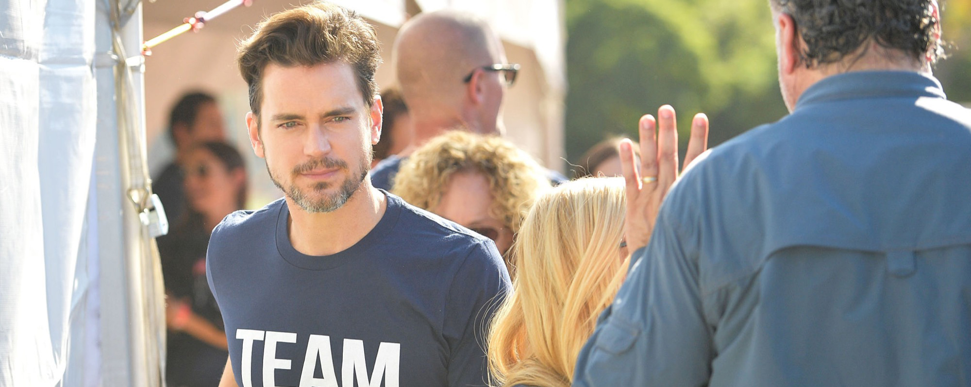 Matt and family attends 15th annual L.A. County Walk to Defeat ALS