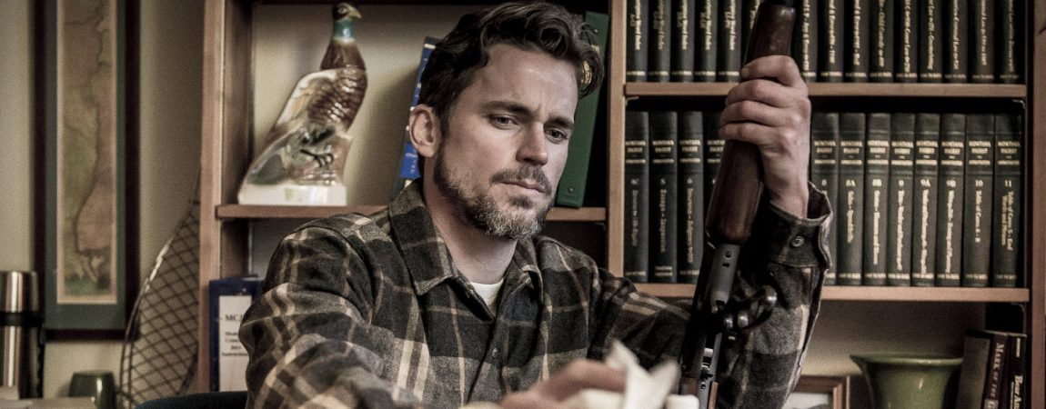 Matt Bomer on Man Against Nature in Walking Out and His New Job