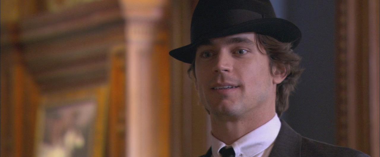'White Collar' Season 1 HD Screen Captures, Part 1
