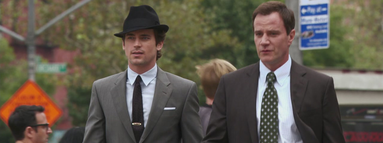 'White Collar' Season 1 HD Screen Captures, Part 2