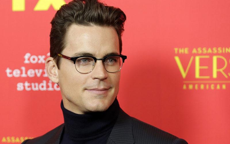 Matt attends 'The Assassination of Gianni Versace' premiere