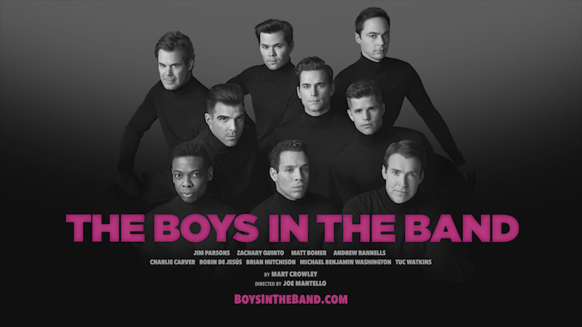 """The Boys in The Band"": Get Tickets Now!"