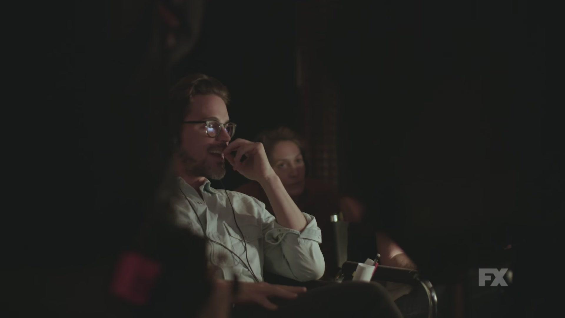 Matt Bomer Directorial Debut at American Crime Story – Creator/Destroyer